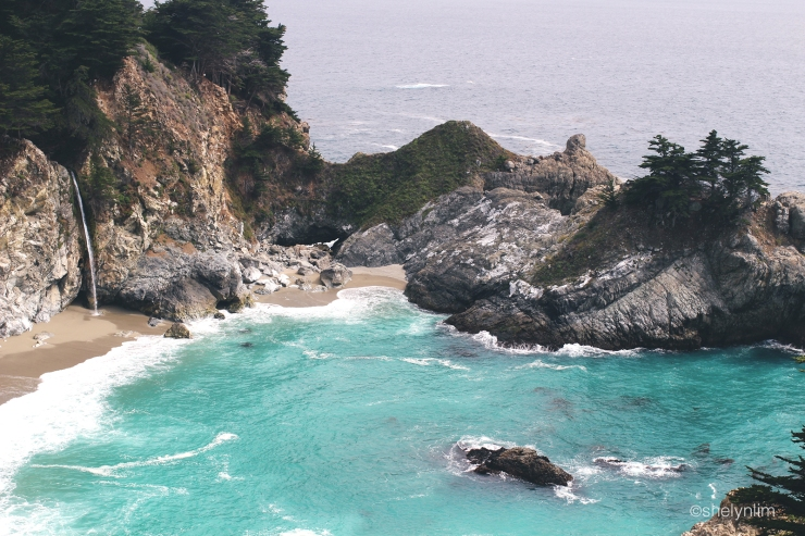 McWay Cove McWay Falls